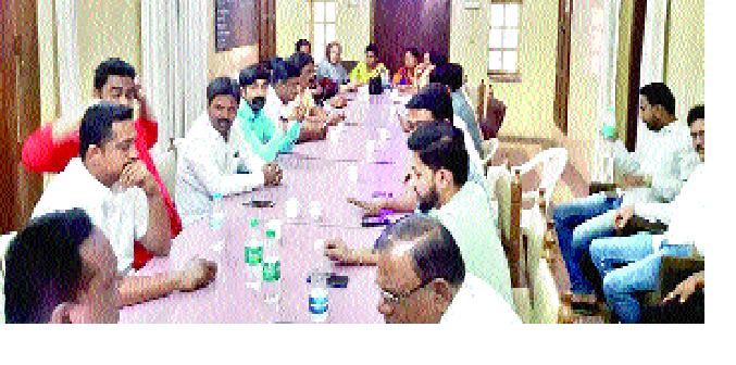 Vasantdada group will be celebrating Shuddu today - Meet today in Sangli   वसंतदादा गट आज शड्डू ठोकणार --सांगलीत आज मेळावा