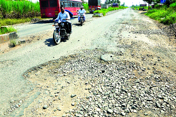 Now go to the authority of Sangli-Peth Road | सांगली-पेठ रस्ता आता प्राधिकरणाकडे जाणार