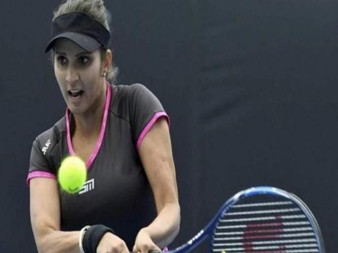 Successful comeback of Sania Mirza   सानिया मिर्झाचे यशस्वी पुनरागमन