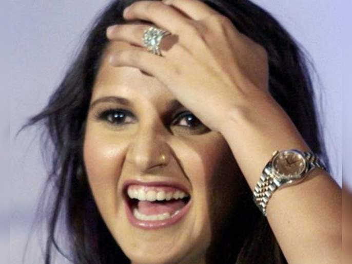 Sania Mirza's trousers? TikTok video featuring shopkeeper and customer chuckles Indian tennis star svg | सानिया मिर्झा ट्राऊझर? सोशल मीडियावर होतेय व्हायरल; Video पाहून व्हाल लोटपोट