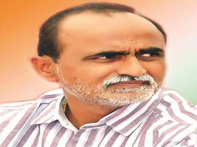 Sharad Pawar obeyed the word, Sanjay Daund gave the Legislative Council nomination | शरद पवारांनी पाळला शब्द, संजय दौंड यांना दिली विधान परिषदेची उमेदवारी