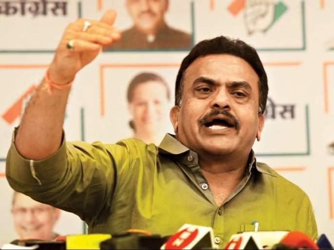 Sanjay Nirupam filed his nomination papers | संजय निरुपम यांचा उमेदवारी अर्ज दाखल
