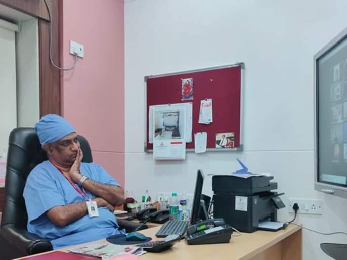 coronavirus: Task Force's Sanjay Oak corona free, will be active again | coronavirus: टास्क फोर्सचे संजय ओक कोरोनामुक्त, पुन्हा होणार सक्रिय