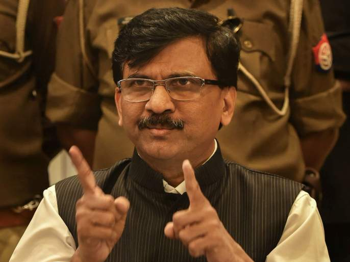 Will the Olympic Games started with farmers talk? Sanjay Raut expressed doubts | शेतकऱ्यांशी चर्चेचा ऑलिंपिक गेम सुरुय का? संजय राऊतांनी व्यक्त केला संशय