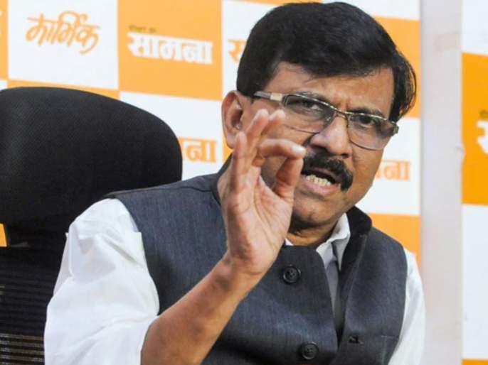 """sanjay raut criticised bjp over politics on corona situation   """"आतातरी शहाणे व्हा, चितेत राजकारण जाळून टाका""""; संजय राऊतांचे आवाहन"""