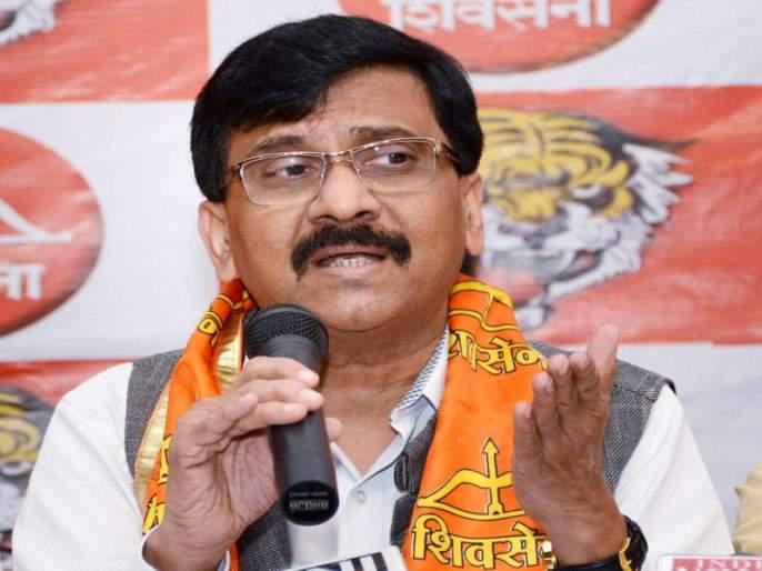 shivsena leader Sanjay Raut statement on ram mandir | ...तर जनता जोडे मारल्याशिवाय राहणार नाही- संजय राऊत