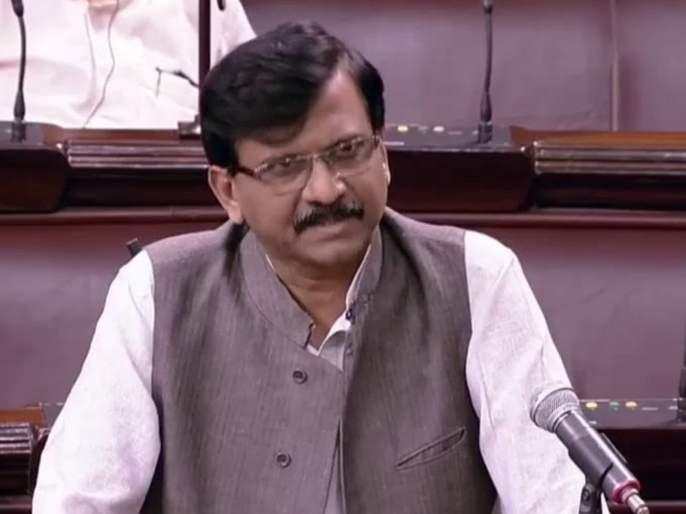 We are the Headmaster of the school you are attending; Sanjay Rauta's BJP tola   Citizen Amendment Bill : तुम्ही ज्या शाळेत शिकता, त्या शाळेचे आम्ही हेडमास्तर; संजय राऊतांचा भाजपाला टोला