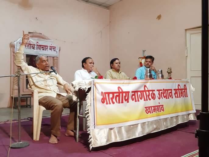 Aryan and Dravidian 'DNA' are same - Sadanand Sapre | आर्य आणि द्रविडांचा 'डीएनए' एकच - सदानंद सप्रे