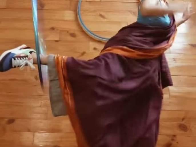 A new trend on social media that gives confidence to wear sari freely | #sareeflow :साडी नेसून मुक्तपणे वावरण्याचा आत्मविश्वास देणारा समाजमाध्यमांवरचा एक नवा ट्रेण्ड