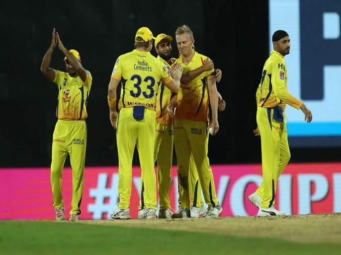 IPL 2019 CSK vs KXIP :Chennai Super Kings beat Kings XI Punjab by 22 runs | IPL 2019 CSK vs KXIP :पंजाबची टाय टाय फिश, चेन्नईने खेचून आणला विजय