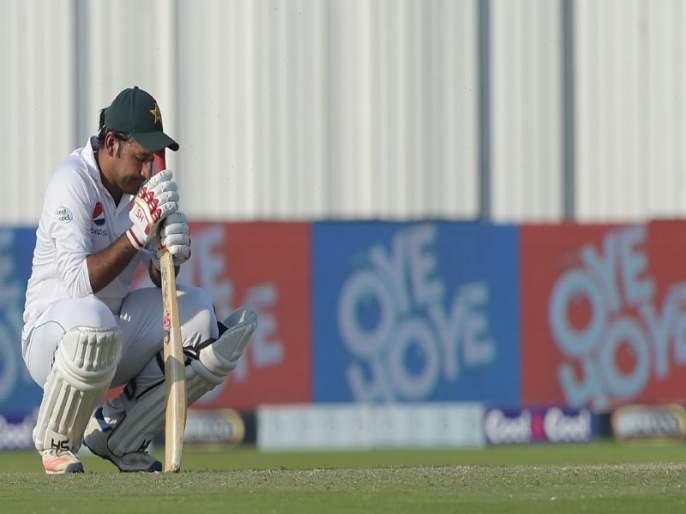 Video: Pakistani player runout by funny way | Video : पाकिस्तानच्या फलंदाजाची फजिती, धाव घेताना बूट निघाला अन्...