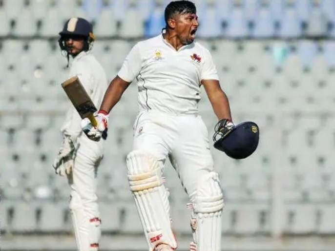 Sarfraz Khan created historywith261* runs; Mumbai Taken 1st Innings Lead against Uttar Pradesh & 3 Points  | रोहित शर्मानंतर तब्बल दहा वर्षांनी मुंबईच्या फलंदाजानं इतिहास घडवला, जाणाल तर थक्क व्हाल
