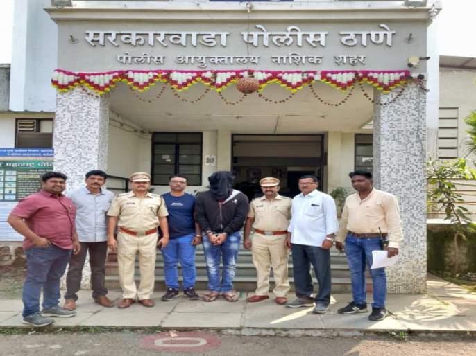 Sarkarwada: Rajasthan gold-plated thugs | सरकारवाडा : राजस्थानमध्ये मौजमजा करणाऱ्या सोनसाखळी चोरास ठोकल्या बेड्या