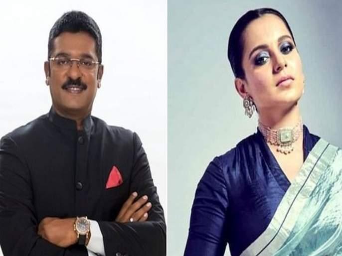 im firm on my statement about kangana ranaut says shiv sena mla pratap sarnaik | महाराष्ट्रासाठी कितीही वेळा तुरुंगात जाण्यास तयार; आमदार प्रताप सरनाईक 'त्या' विधानावर ठाम