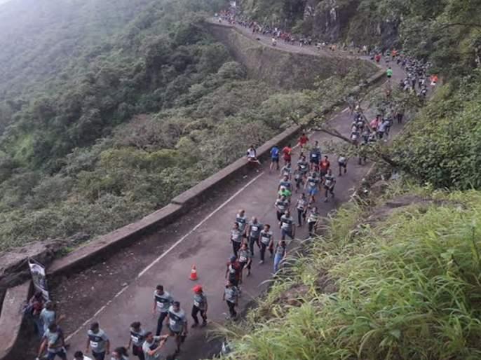 Competitors from Ethiopia and Kenya dominate the Satara Hill Half Marathon   सातारा हिल हाफ मॅरेथॉनमध्ये इथिओपिया आणि केनियाच्या स्पर्धाकांचे वर्चस्व