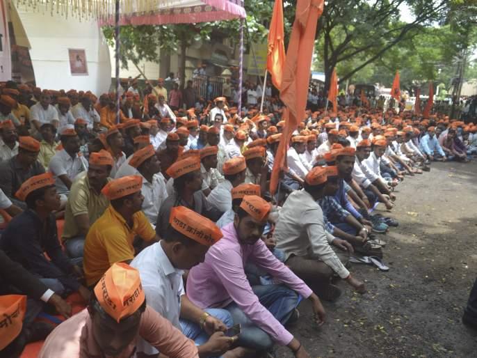 All India Maratha Federation announces 151 taluka executives in the state | अखिल भारतीय मराठा महासंघाच्या राज्यातील १५१ तालुका कार्यकारिणी जाहीर
