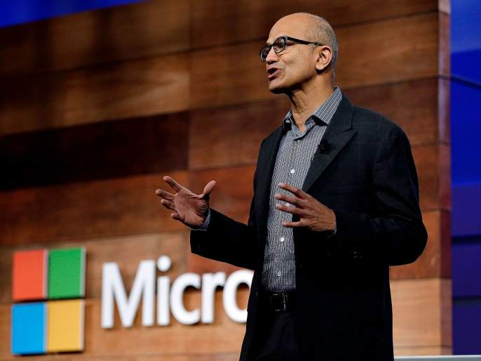 Microsoft CEO Satya Nadella got 66 percent salary hike | वेतनात तब्बल 66 टक्क्यांची वाढ; सत्या नाडेलांचा पगार पाहून चक्रावून जाल