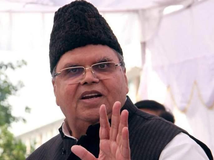 Jammu And Kashmir Restrictions will be eased after August 15 Jammu and Kashmir governor   Jammu And Kashmir : 15 ऑगस्टनंतर जम्मू काश्मीरमधील निर्बंध शिथिल करणार - सत्यपाल मलिक