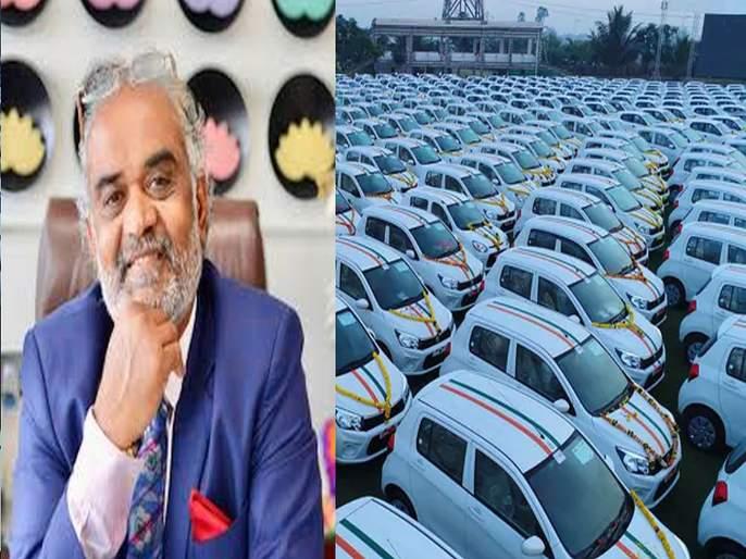 Recession diamond industry : Sawaji Dholkia will not give cars his employees this year | हिरा उद्योगावर मंदीची मार, सावजी ढोलकिया या दिवाळीला कर्मचाऱ्यांना देणार नाहीत कार