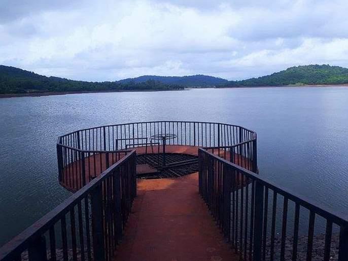 the park at Sawali dam in Goa | वृंदावनच्या धर्तीवर आता लवकरच गोव्यातील साळावलीतही उद्यान