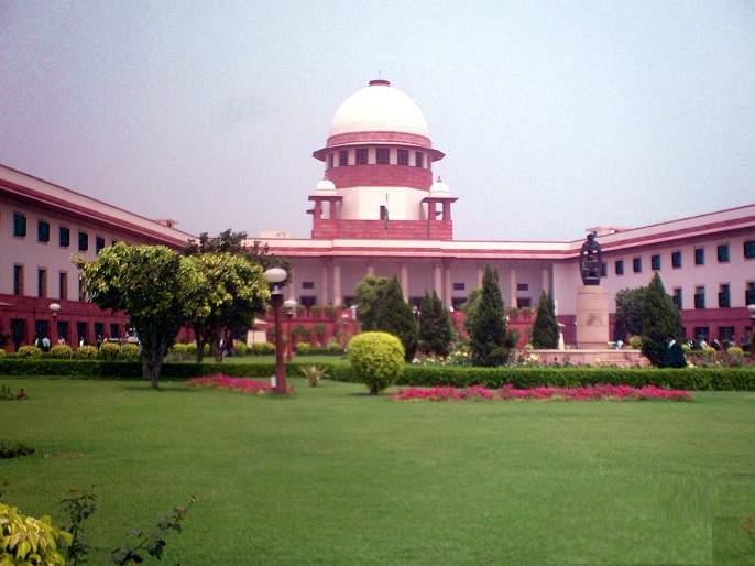 Ayodhya Verdict babri mosque was not built on open land says supreme court   Ayodhya Verdict: बाबरी मशीद रिकाम्या जागेवर बांधली गेली नव्हतीः सुप्रीम कोर्ट