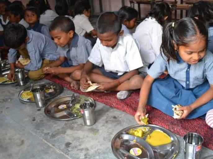 The students will get milk, eggs, fruits for three days   विद्यार्थ्यांना मिळणार तीन दिवस दूध, अंडी, फळे