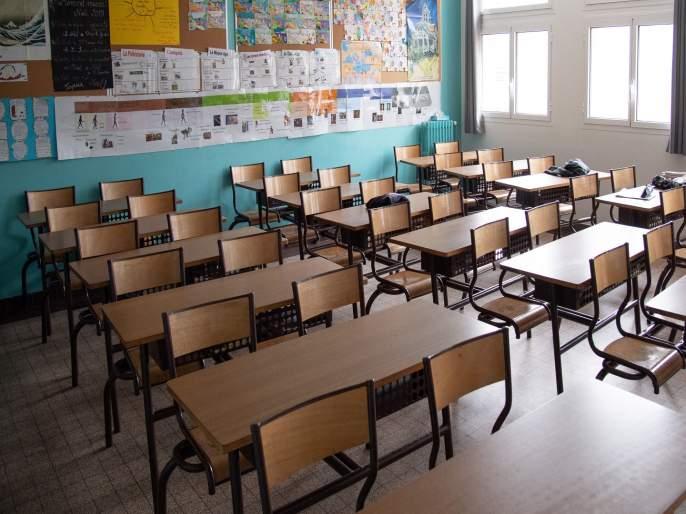 Starting from today 5th to 8th standards schools in maharashtra no decision taken on mumbai schools   आजपासून राज्यातील ५ वी ते ८ वी च्या शाळा सुरू