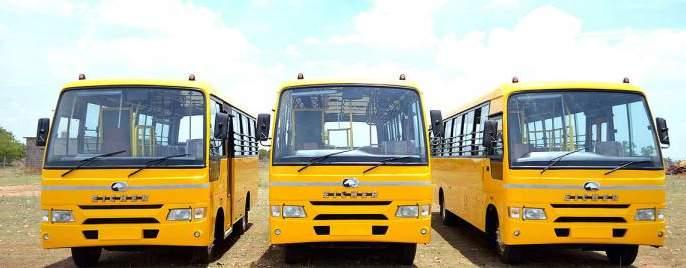 134 school buses licences canceled in Washim district! | वाशिम जिल्ह्यातील १३४ स्कूल बसेसचे परवाने रद्द !