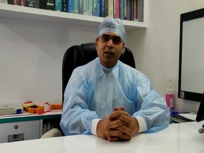 Free e-Consulting by Dr Adesh Kale due to lock down | इच्छा तिथेमार्ग;मोफत ई-कन्सल्टिंग करणाऱ्या धन्वंतरीची गोष्ट