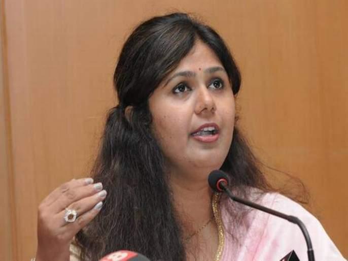 Opposition leader demands for 'this' leader, not for Pankaja Munde from Beed | बीडमधून पंकजा मुंडेंसाठी नव्हे, तर 'या' नेत्यासाठी होतेय विरोधीपक्ष नेतेपदाची मागणी
