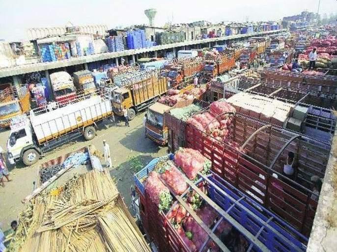 Merchant-Mathadi conflict in onion-potato market | कांदा-बटाटा मार्केटमध्ये व्यापारी-माथाडी संघर्ष