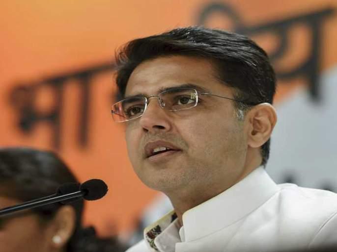 Rajasthan Political Crisis: BJP's Mp Rita bahuguna give offer to Sachin Pilot for join BJP | काँग्रेसने हटविले, सचिन पायलटांना लगेचच भाजपची खुली ऑफर