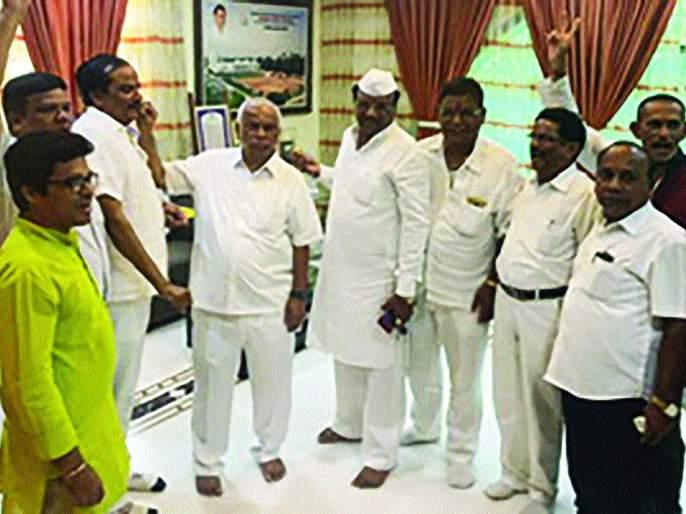 After the victory of Baran, the path of MLA Prashant Thakur cleared? | बारणेंच्या विजयानंतर आमदार प्रशांत ठाकूर यांचा मार्ग मोकळा?