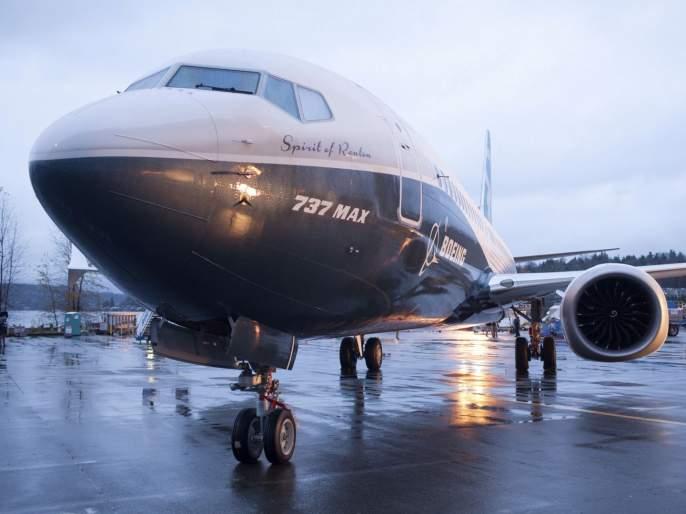 Boeing 737 Max banned from India   'बोईंग ७३७ मॅक्स' विमानांना भारतबंदी!