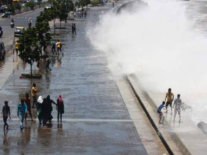 Be careful in next 6 days, Retreating high tide in Mumbai sea | सावधान! मन उधाण सागराचे, मुंबईत 6 दिवस समुद्राला भरती