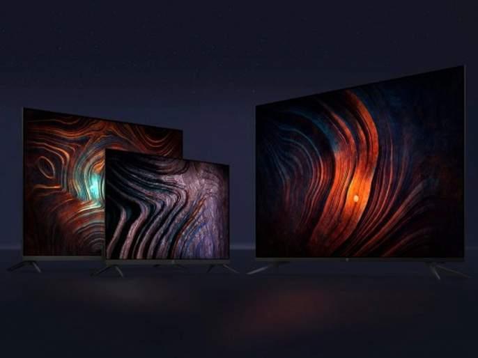 OnePlus will fight against China's Xiaomi, Realme; Launched Cheap Smart TV   OnePlus चीनच्याच Xiaomi, Realme विरोधात लढणार; लाँच केले स्वस्त Smart TV