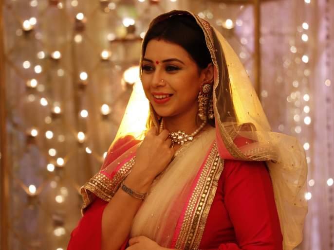 Guddan... tumse na ho paega Sehrish Ali injures herself during the shoot Inbox x   शो मस्ट गो ऑन अभिनेत्री सेहरिश अलीने दुखापतीनंतर केले शूटिंग