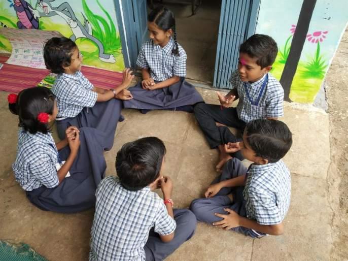 Buldana district is second in the state in self-study activities   स्वाध्याय उपक्रमात बुलडाणा जिल्हा राज्यात द्वितीय