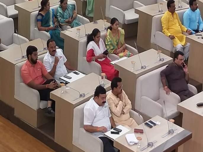 Shiv Sena counselor explain reason that why not to vote BJP | ...म्हणून भाजप विरोधी मतदान केलं : शिवसेनेच्या नगरसेवकाने सांगितले कारण