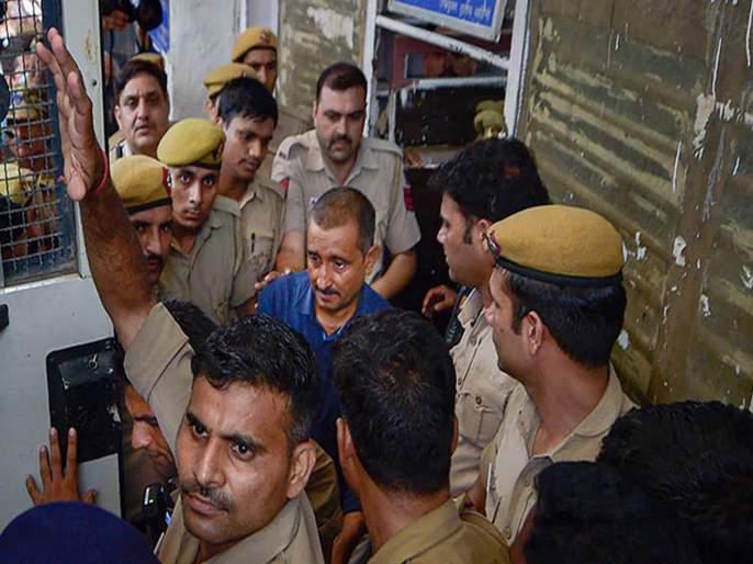 BJP's 'MP' wishes birthday to MLA accused in rape case of Unnao on twitter | भाजपच्या 'या' खासदाराने बलात्काराच्या गुन्ह्यातील आरोपीला दिल्या वाढदिवसाच्या शुभेच्छा