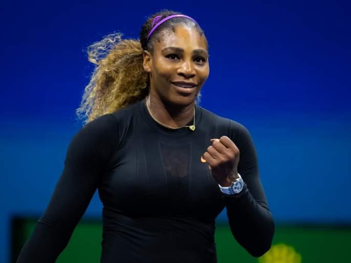 Serena's Sales Grandslam A Step Away! | सेरेनाचे विक्रमी ग्रँडस्लॅम एक पाऊल दूर!