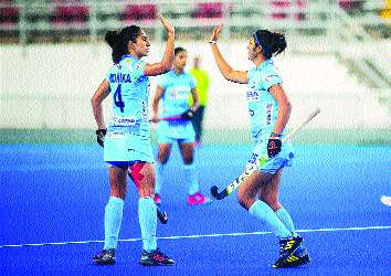 India beat Korea 2-1 | भारताचा कोरियावर २-१ ने विजय
