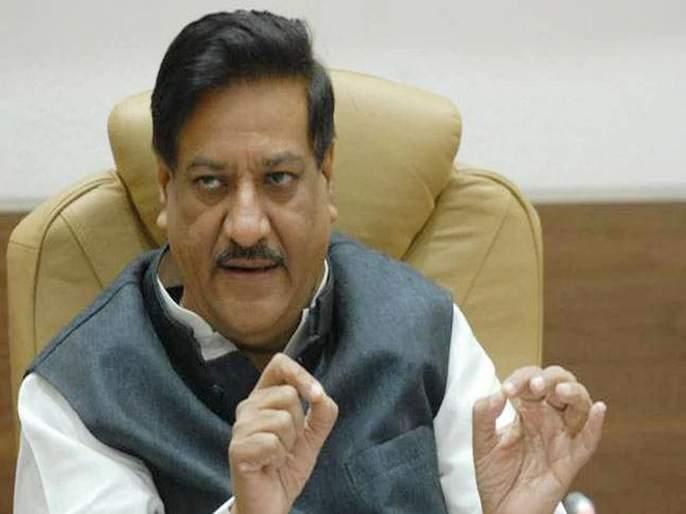 Maharashtra election 2019 : The government has no answer to the basic questions of the people | Maharashtra election 2019 :जनतेच्या मूलभूत प्रश्नांचेउत्तर सरकारकडे नाही