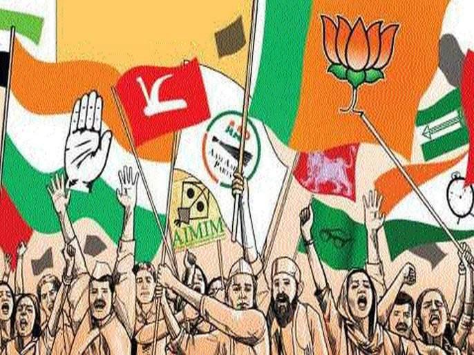 Whose voice ...? Shiv Sena's battle for supremacy | आवाज कुणाचा...? वर्चस्वासाठी शिवसेनेची लढाई