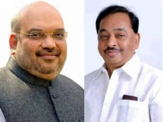 shiv sena leader vinayak raut criticised narayan rane on presidential rule in maharashtra | नारायण राणेंच्या पत्राला अमित शाहंकडून केराची टोपली; राऊतांचा हल्लाबोल