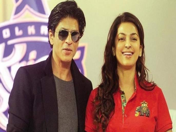 Juhi Chawla along with Shah Rukh Khan may increase problem | शाहरुख खानसह जुही चावला यांच्या अडचणीत वाढ होण्याचीशक्यता