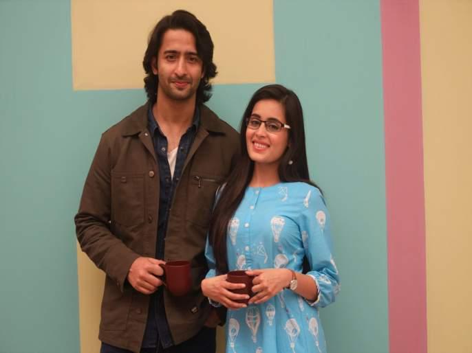 Riya Sharma performed Shahir Shaikh's admiration | रिया शर्माने केले शाहीर शेखचे कौतूक
