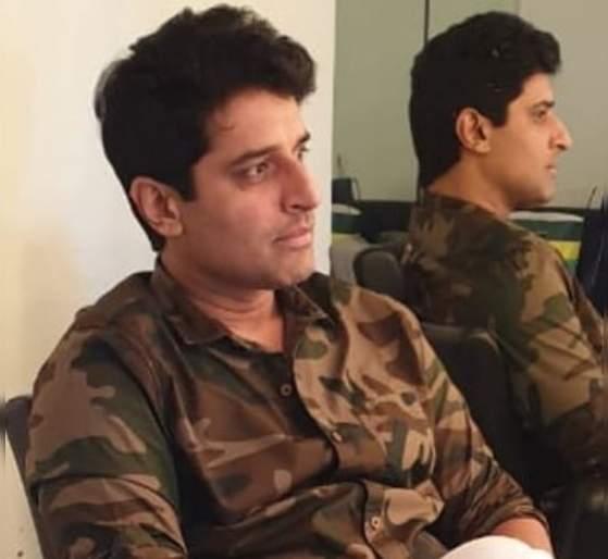 """I left a job offer from America to pursue a career in acting"", reveals Shakti Anand | म्हणून अमेरिकेत नोकरीसाठी गेला नाही शक्ति आनंद"