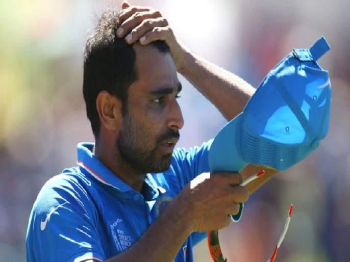 Charge sheet filed against pacer Mohammed Shami in alleged dowry case, puts World Cup contention in jeopardy | मोहम्मद शमीचे वर्ल्ड कप खेळणे धोक्यात, कोलकाता पोलिसांकडून आरोपपत्र दाखल