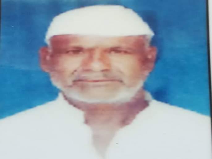 farmer death in the accident | बैलउधळल्यामुळे झालेल्या अपघातात वृद्ध शेतकऱ्याचा मृत्यू